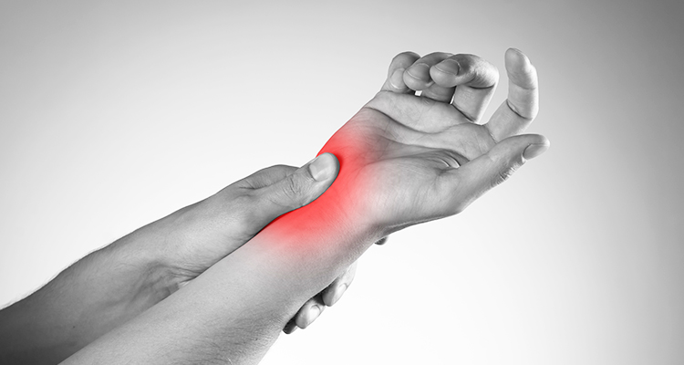 Wrist Pain from SOS